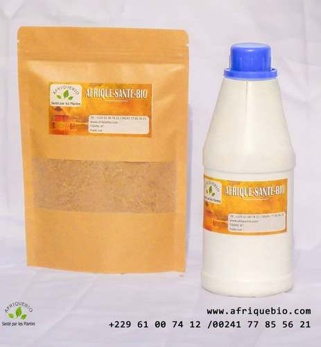 Produit 040: Guérir naturellement Paludisme, Malaria, constipation, hémorroïdes